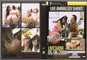 Live AnimalSex Shows Series