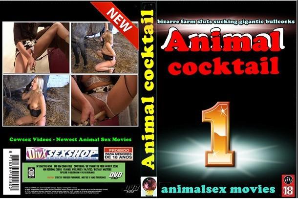 Animal Cocktail Series