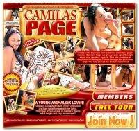 CamilasPage