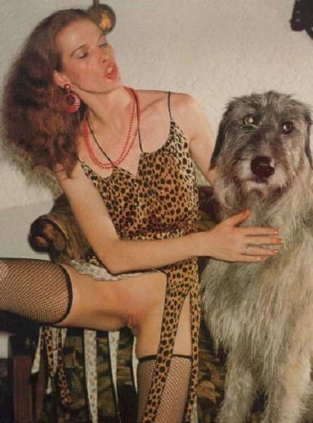 Janine De Groot – Wilma - Animal Sex Actress