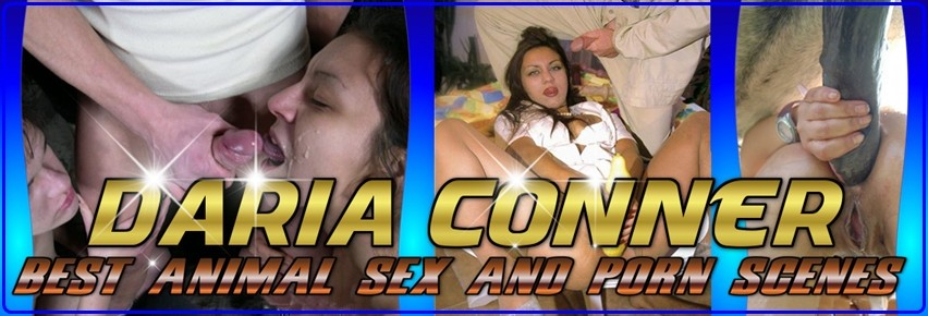 Daria Conner - Best Animal Sex And Porn Scenes