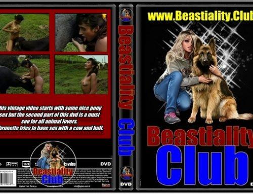 Beastiality Club Series – Volume – 09