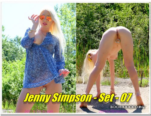 Jenny Simpson – Set – 07