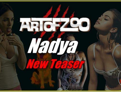 ArtOfZoo.Com – Nadya New Teaser
