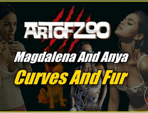 ArtOfZoo.Com – Magdalena And Anya – Curves And Fur
