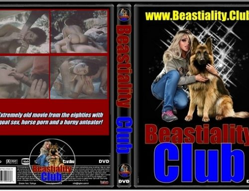 Beastiality Club Series – Volume – 08