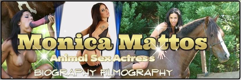 Monica Mattos – Animal Sex Actress – Biography Filmography ...