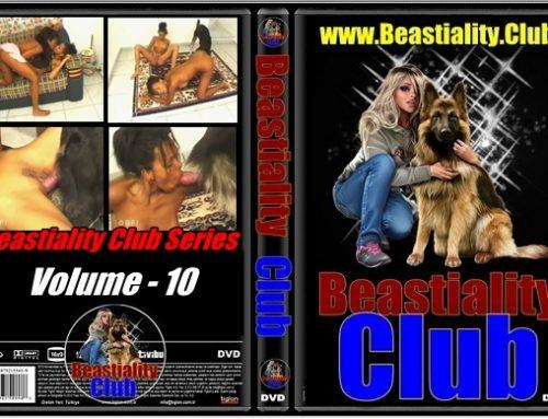 Beastiality Club Series – Volume – 10