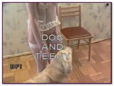 063 - Dog And Teeny