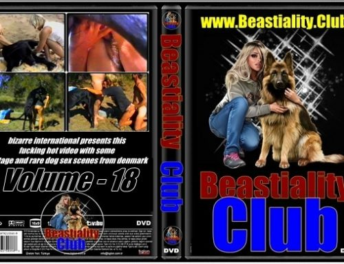 Beastiality Club Series – Volume – 18