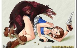 077 Zooporn Comics Beastextreme Zoo Porn