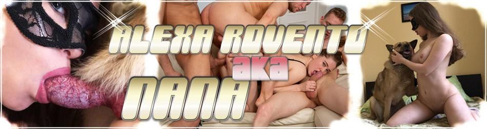 Alexa Rovento Aka Nana Archives ⋆ Beastiality.Club